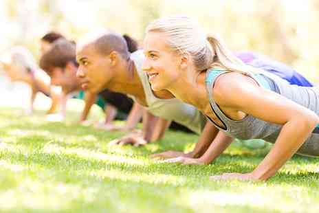 Body Beautiful Boot Camp - Four Boot Camp Sessions   - Save 60%