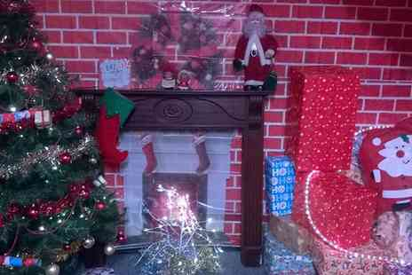 The Brooke Hotel - Entry to Santas Grotto with Gifts and Refreshments for Two Children and Two Adults   - Save 0%