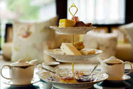 The Parlour - Afternoon Tea for Two - Save 52%