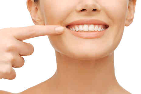NW1 dental care - Six Month Smile Clear Braces - Save 33%