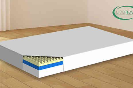 Serenity - Orthopaedic Firmer Foam Breathable Mattress - Save 47%