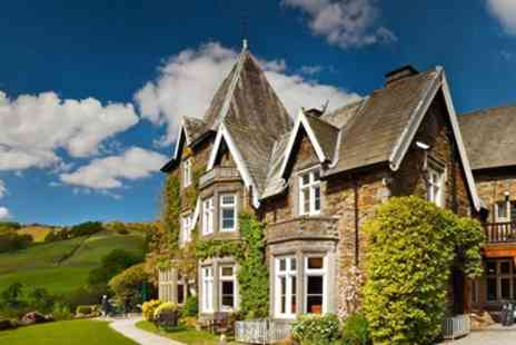 Holbeck Ghyll Hotel - Spa Day including Treatments & Afternoon Tea - Save 41%