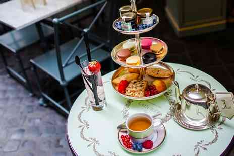 The Parlour - Choice of Afternoon Tea for Two - Save 38%
