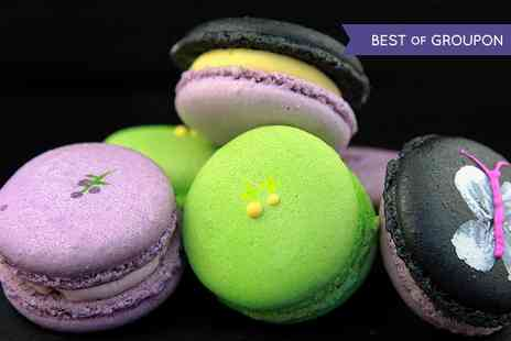 On Cookery Club - French Meringue Macaron Making Class for One  - Save 60%