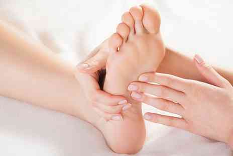 Pedicure Plus - Express or Luxury Medical Pedicure  - Save 46%