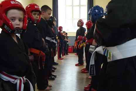 Fuzion Martial Arts - Four  Karate Classes - Save 0%