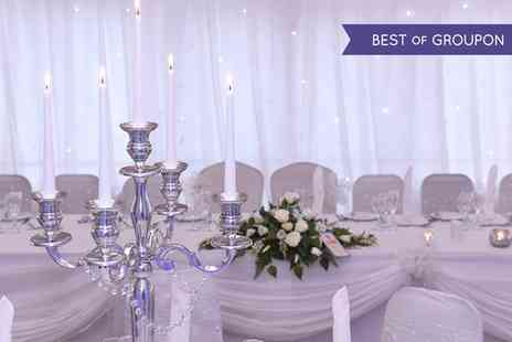 The Wroxeter Hotel  - Vintage Venus or Winter Wonderland Wedding Package for 50 Day and 100 Night Guests   - Save 47%