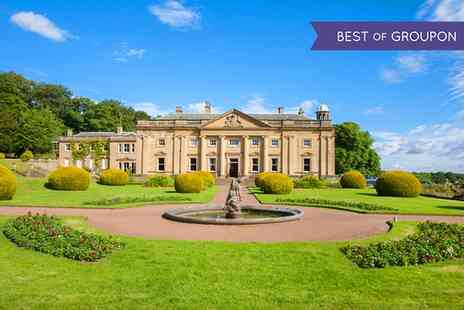 Wortley Hall - One or Two  Nights stay For Two With Breakfast and Prosecco   - Save 0%