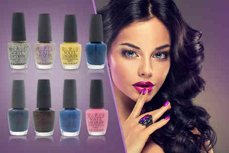 My Perfume Room - Four piece OPI nail varnish set - Save 69%