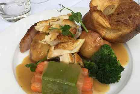 Kings Restaurant - Sunday Lunch for Two  - Save 50%