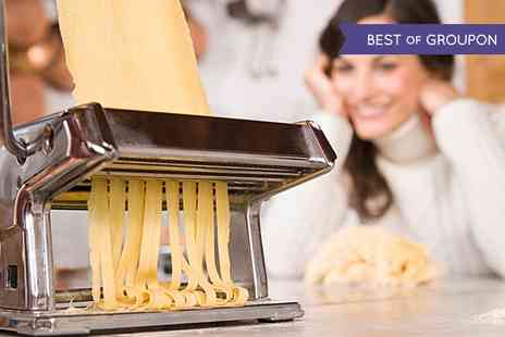 Harts Barn Cookery School - Pasta Making Course   - Save 0%