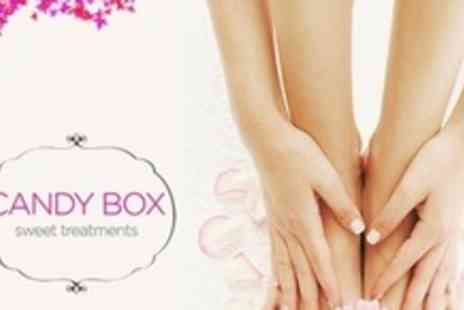 Candy Box - Luxury Manicure and Pedicure - Save 60%
