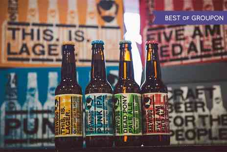 Brewdog All Deals - £18.50 for five beers, cheese and meats for two  - Save 0%