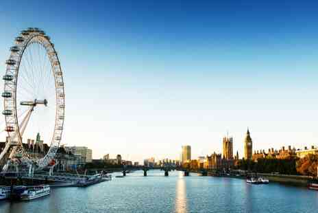 M by Montcalm - One or Two Nights stay at the Five Star M by Montcalm in central London With breakfast Plus cruise - Save 26%