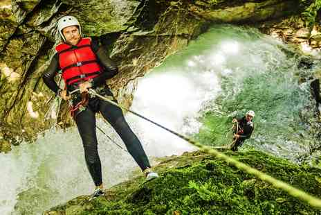 Truth and Trust Adventure - Full Day Outdoor Adventure Day in The Peak District   - Save 85%