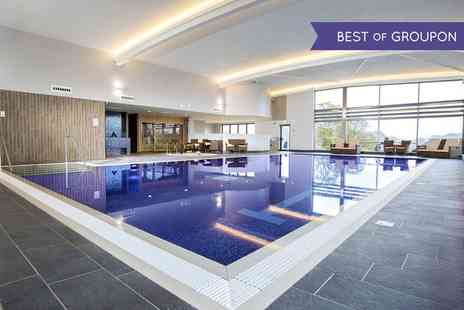 The Coniston Hotel - One or Two Nights Stay For Two With Breakfast, Dinner, Prosecco And Spa Access  - Save 38%