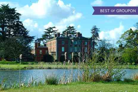 Netley Hall - Two or Three Night Self Catering Stay For Two or Four - Save 0%
