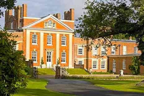 Warbrook House - One or Two Nights Stay For Two With Breakfast  - Save 0%