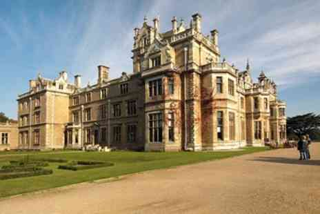 Thoresby Hall - Spa Day including Lunch for Two - Save 63%