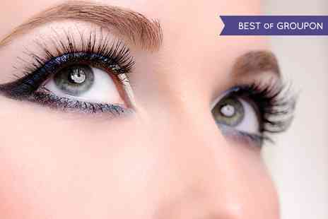 London Laser Beauty Clinic - Eyelash Perm with Brow Shape and Tint   - Save 0%