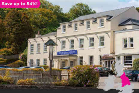 Newby Bridge - Two Night Stay for two with Daily Full English Breakfast - Save 54%