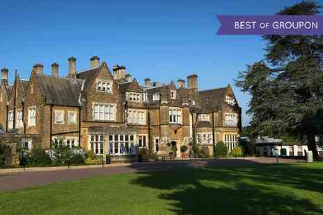 De Vere Venues Hartsfield Manor - One or two Night stay For 2 With Breakfast - Save 0%