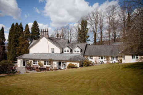Briery Wood Country House Hotel - Two stay in indermere Cottage Stay - Save 49%