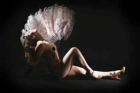 AW Photography - Two hour burlesque photoshoot and makeover for up to two including 17 prints each  - Save 0%