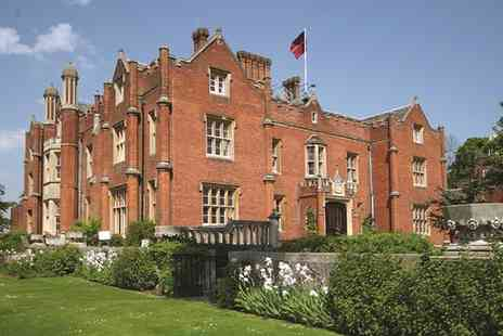 De Vere Venues Latimer Place - One Night stay For Two With Breakfast With Option For Dinner and Wine  - Save 0%