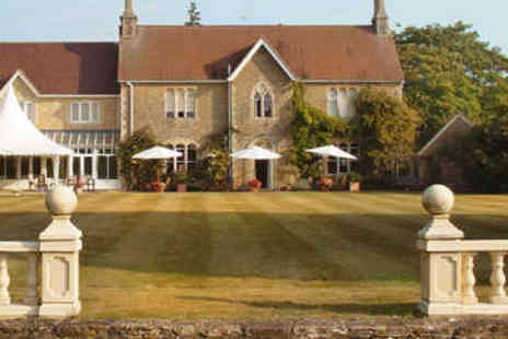 Fallowfields Country House Hotel - Four night in Oxfordshire Break for Two - Save 0%