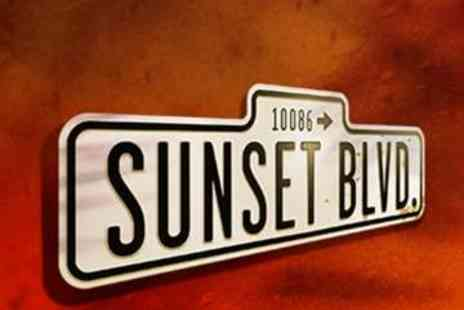 The London Coliseum - Ticket to Sunset Boulevard - Save 0%