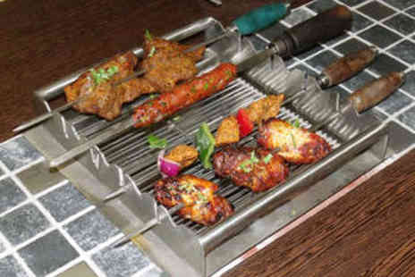 Peachy Keens - All You Can Eat Indian Buffet with DIY Barbecue - Save 38%