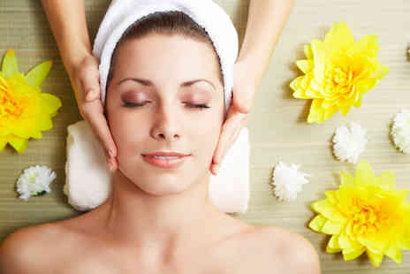 Heavenly Beauty - Facial, gel manicure and pedicure and an Indian head massage   - Save 51%