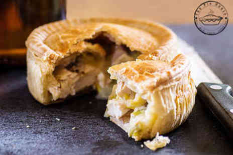 The Pie House - Pie and Mash Meal for Two - Save 0%