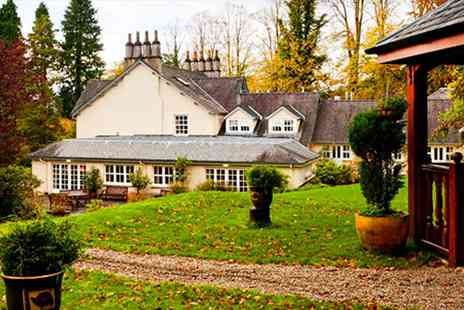 Briery Wood Country House Hotel & Restaurant - Overnight in Lake District Windermere Stay with Cream Tea & Bubbly - Save 52%
