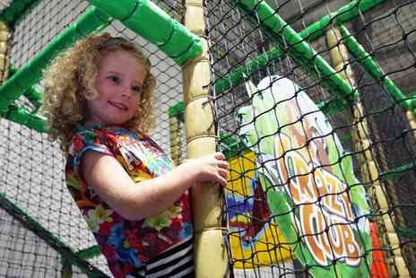 Superbowl  - Soft Play Party for Up to Ten Children  - Save 42%