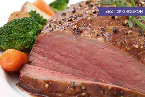 The Yacht - Sunday Roast Meal for One  - Save 33%