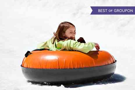 Alpine Snowsports Centre - One Hour Donutting for One  - Save 42%