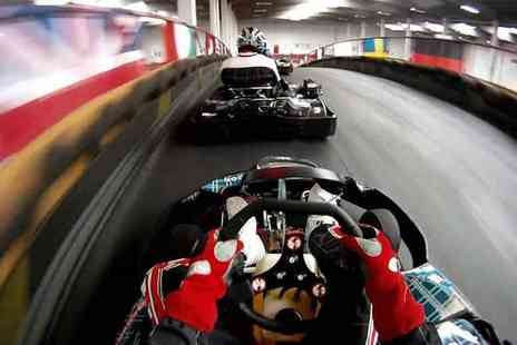 Activity Superstore - Indoor go karting session for two   - Save 0%