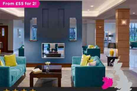 Radisson Blu Hotel & Spa, One  or Two Night Mid Week Stay for Two with €20 Spa Credit - Save 0%