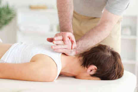 Chiropractic First - Chiropractic Consultation, Scan and Two Treatments - Save 81%