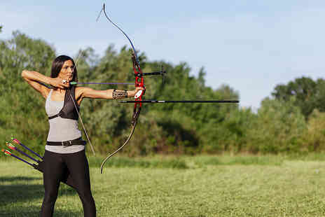 3xtreme - Hunger Games inspired activity day for one - Save 68%