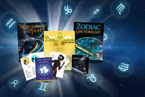 Stellar Astrology -  2016 astrology life forecast natal birth report and numerology report - Save 93%