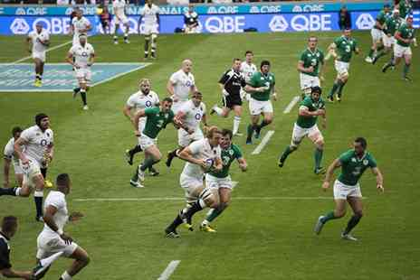 Eventmasters - VIP package for RBS 6 Nations England v Ireland on 27 February - Save 0%