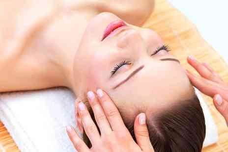 Pure Hair & Beauty - Indian Head Massage and a Facial  - Save 58%