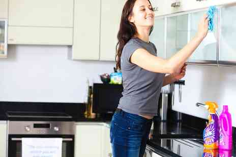 Housekeep - One  Session of Home Cleaning Service  - Save 40%