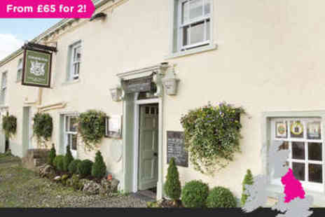 Cavendish Arms - One night in Lake District Inn Stay for 2 - Save 38%