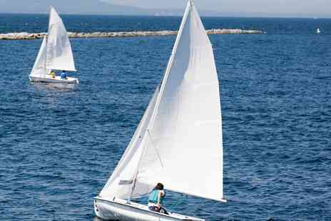 Active Nation - Sailing Taster Session for One  - Save 52%