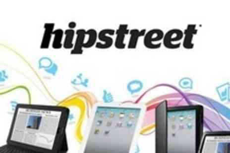 Hipstreet - iPad 3 or iPad 2 Accessories For Case or Bluetooth Keyboard in Leather - Save 62%
