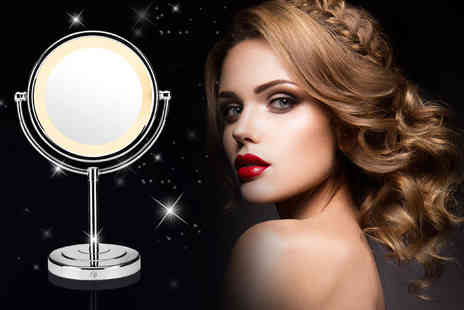 My Perfume Room - Babyliss Reflections luxury illuminated mirror - Save 40%